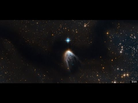 45  Birth of an Infant Star