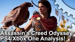 Assassin's Creed Odyssey: Xbox One/PS4 Analysis - How Well Can Base Consoles Handle The Game