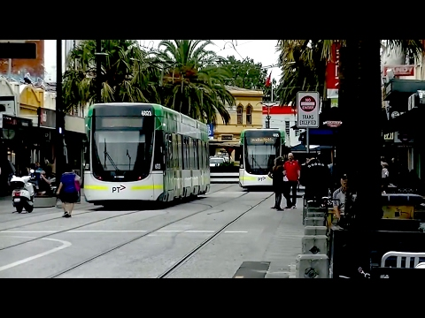 Acland St Before and After