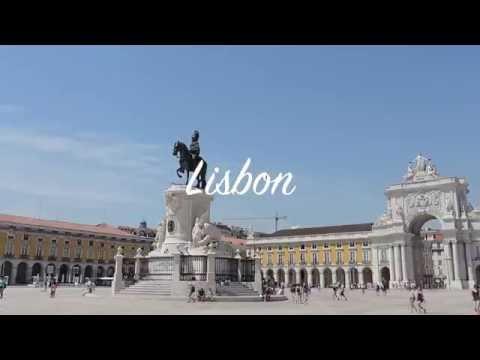 Portugal in 2 minutes - Travel Movie (Lisbon, Aveiro, Braga, Porto)