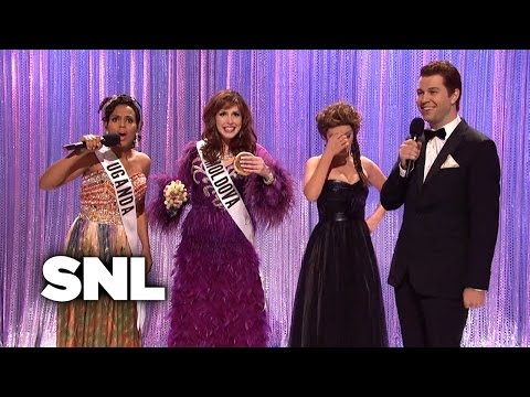 Thumbnail: Miss Universe - Saturday Night Live