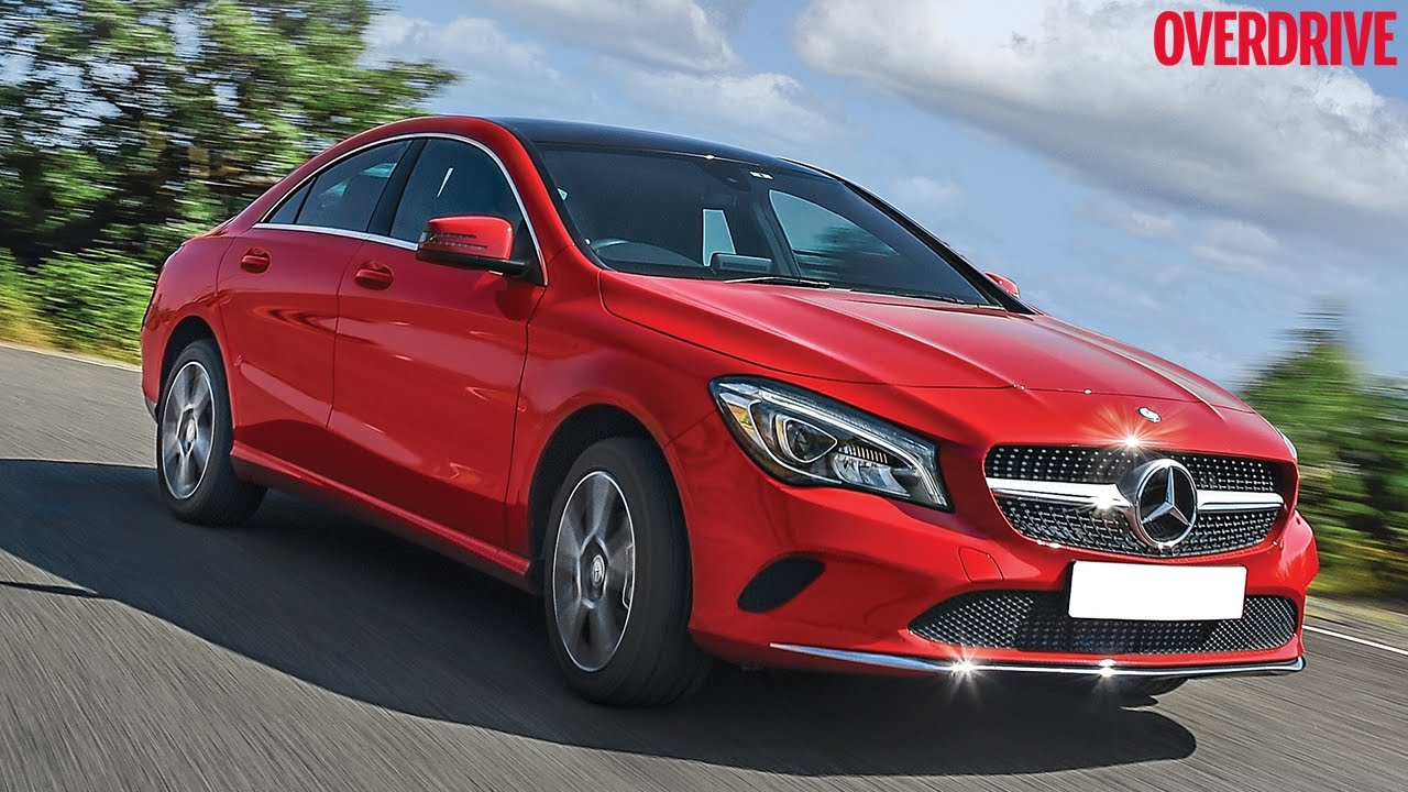 2017 Mercedes Benz CLA 200 Petrol   Review