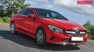 2017 Mercedes-Benz CLA 200 petrol - Review