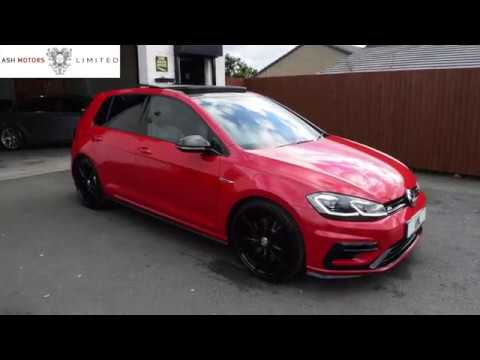 2017 volkswagen golf r mk7 5 tornado red youtube. Black Bedroom Furniture Sets. Home Design Ideas