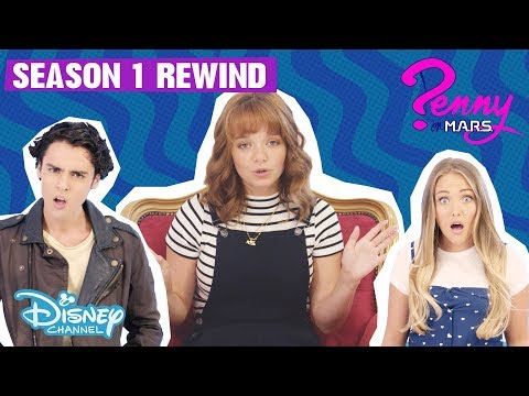 Penny On M.A.R.S | The Story So Far.... | Disney Channel UK