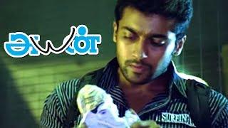 Ayan Tamil Movie scenes Surya &amp Ponvannan Seize Cocaine from Akashdeep Saighal Surya ...