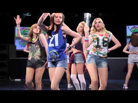 K-POP World Festival 우크라이나 댄스 1위SteepHill나어떡해+전원일기