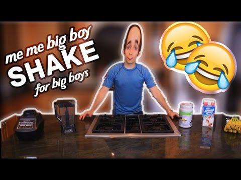 How to make a me me big shake