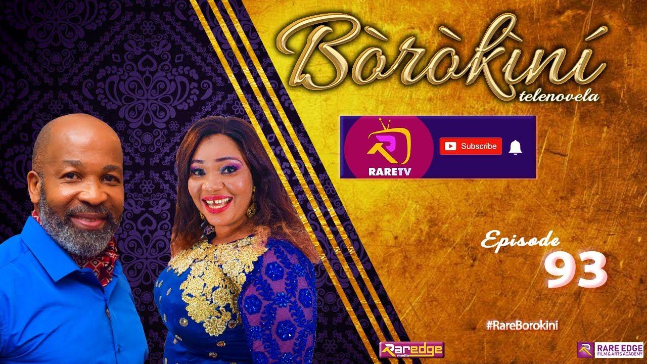 Download BOROKINI TELENOVELA S01 EPS 93 (latest Yoruba Web Series 2021)