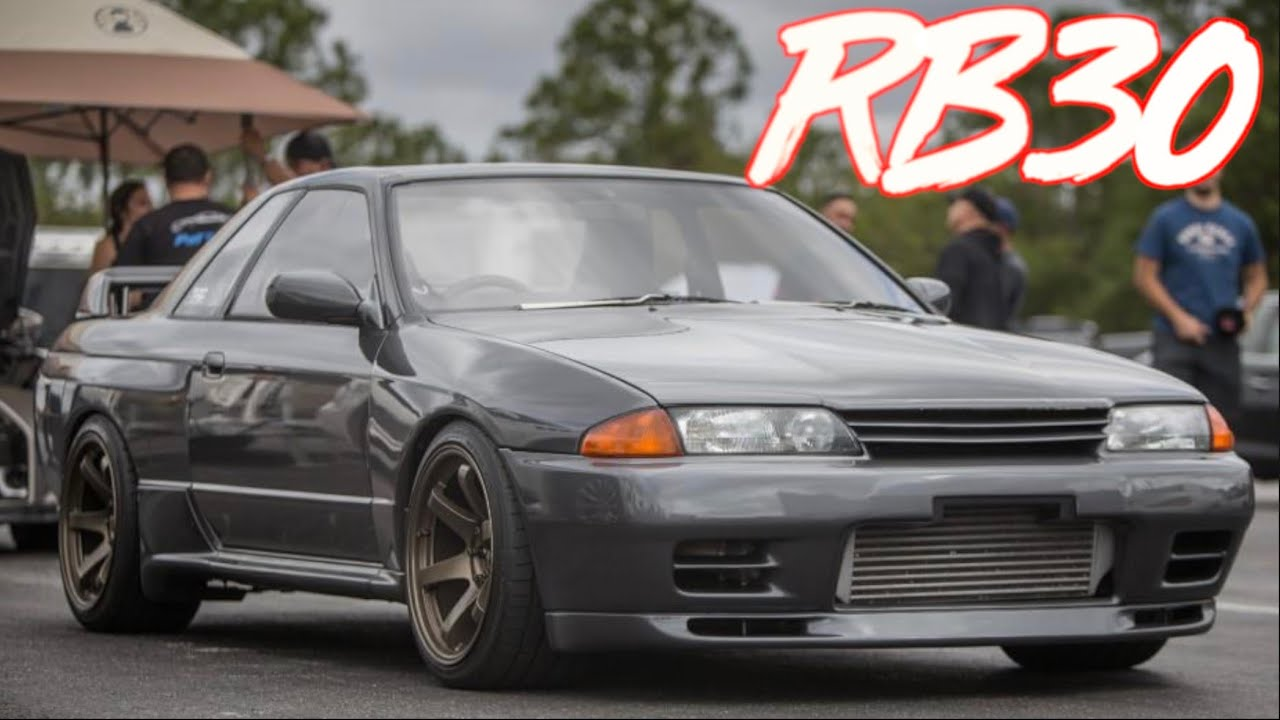 1000+HP AWD RB30 R32 GTR Project - Sequential Build & RB26 Removal EPS 7