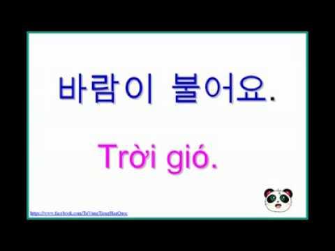 Phát âm tiếng Hàn Quốc