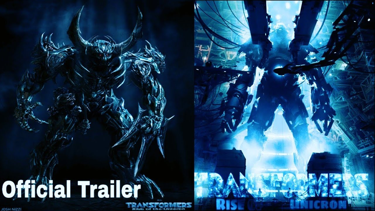 New Transformers Trailer 2020 Transformers Rise of the Unicron_ # Official trailer 1 (2020