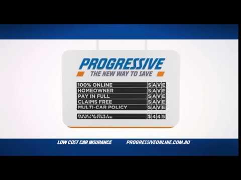 The Dean Family Saves $445 - Progressive Online TV Ad