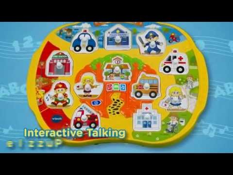 Vtech Match Explore City By Vtech Youtube