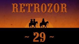 ретрозор 29 Дайджест ретро-игр - Outlaws, Desperados, America: No Peace Beyond the Line