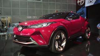 Scion C-HR Concept - 2015 L.A. Auto Show