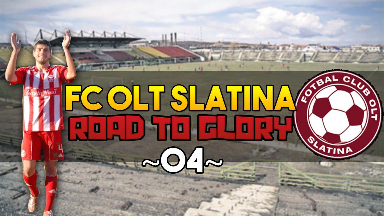 FIFA ROMANIA Liga a-2-a F.C.OLT SLATINA - | Andrei Cristea Golgheter |