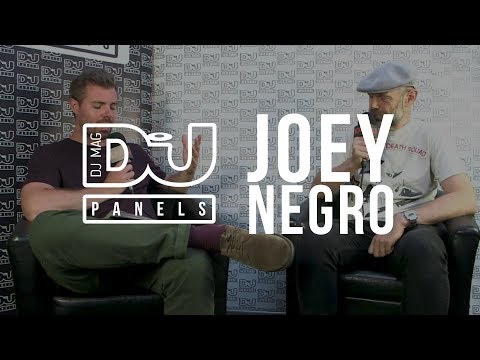 Joey Negro Q&A / DJ Mag Panels
