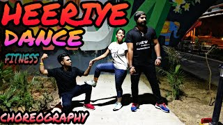 Heeriye | Race 3 | Dance | Dance Fitness | Zumba Dance Choreography | Dance Cover | Anew Fitness