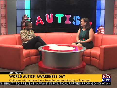 World Autism Awareness Day - AM Show on JoyNews (2-4-18)
