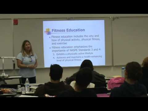 Exercise Concepts and  Fitness Education