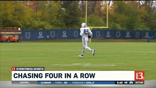 Colts Looking For Another Win