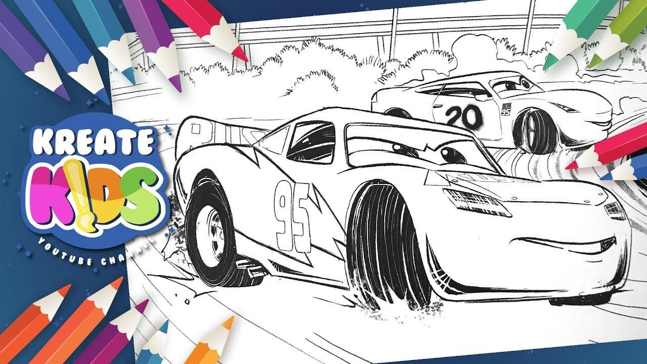 Disegni Da Colorare Di Cars 2.Cars Saetta Lightning Mcqueen Disegni Da Colorare Coloring