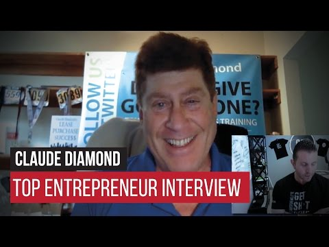 How To Make Millions Cold Calling! GSD Interview with Claude Diamond