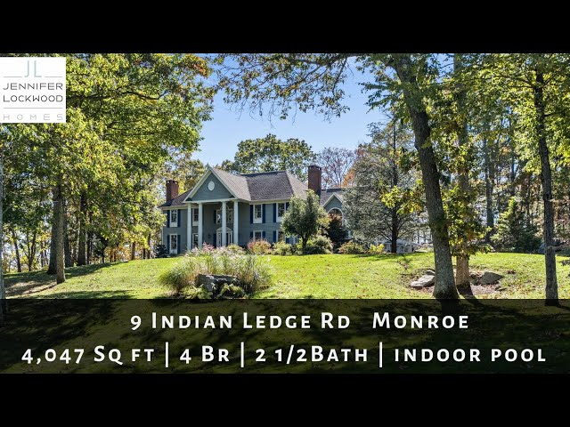 Home for Sale 9 Indian Ledge Rd Monroe, CT 06468-Real Estate -  by Jennifer Lockwood Homes