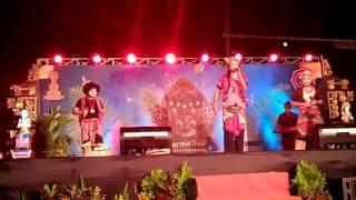 Lagu Wellcome to bali 2017 desa adat bualu nusa2