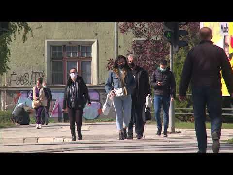 Sarajevska policija kažnjava građane koji ne nose masku