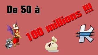 Dofus - Objectif de 50 à 100 millions de kamas ! #4