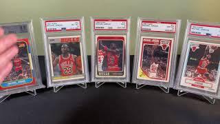 Michael Jordan Fleer Base Cards - What Makes Them Worth More?