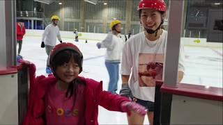 [킹콩튜브] 아이스링크장에 가다 스케이팅도전기 김연아선…