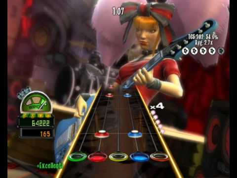 Start All Over By Kula Shaker Fretted By Me For FoF Played By Me On Expert