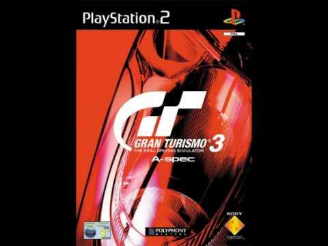 Gran Turismo 3 Soundtrack  Masahiro Andoh  Moon Over The Castle ASpec Version