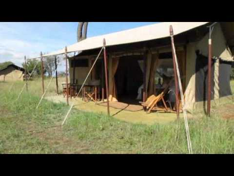 Mobile Tented Camp Ker & Downey Tanzania - Tanzania
