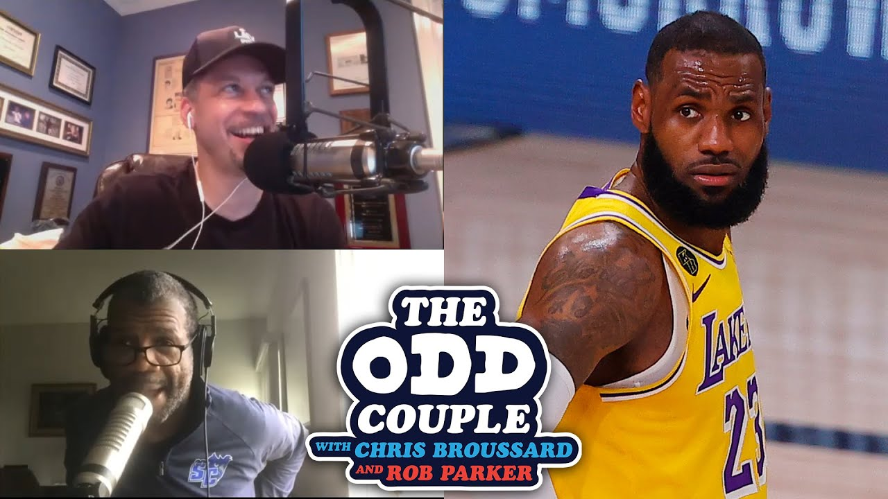 Chris Broussard & Rob Parker - Is LeBron James' Age Catching Up To Him?
