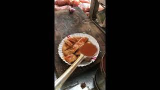 DAHI KACHORI STREET FOOD SURAT #kachori #spicy #samosa
