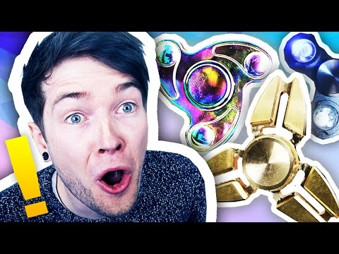 Thumbnail: THE MISSING FIDGET SPINNERS ARRIVED?!?!?