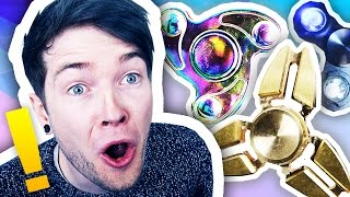 THE MISSING FIDGET SPINNERS ARRIVED?!?!?