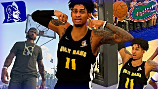 NBA 2K20 MyCAREER: The Journey #3 - GETTING SOME BIG TIME SCHOLARSHIP OFFERS!