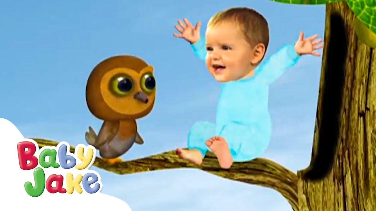 Baby Jake - Animal Magic! 🐘 | Full Episodes | Cartoons for ...