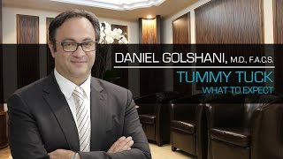 Tummy Tuck, What to Expect – Dr. Daniel Golshani, Beverly Hills Plastic Surgeon