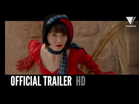 MISS FISHER & THE CRYPT OF TEARS | Official Trailer | 2020 [HD]