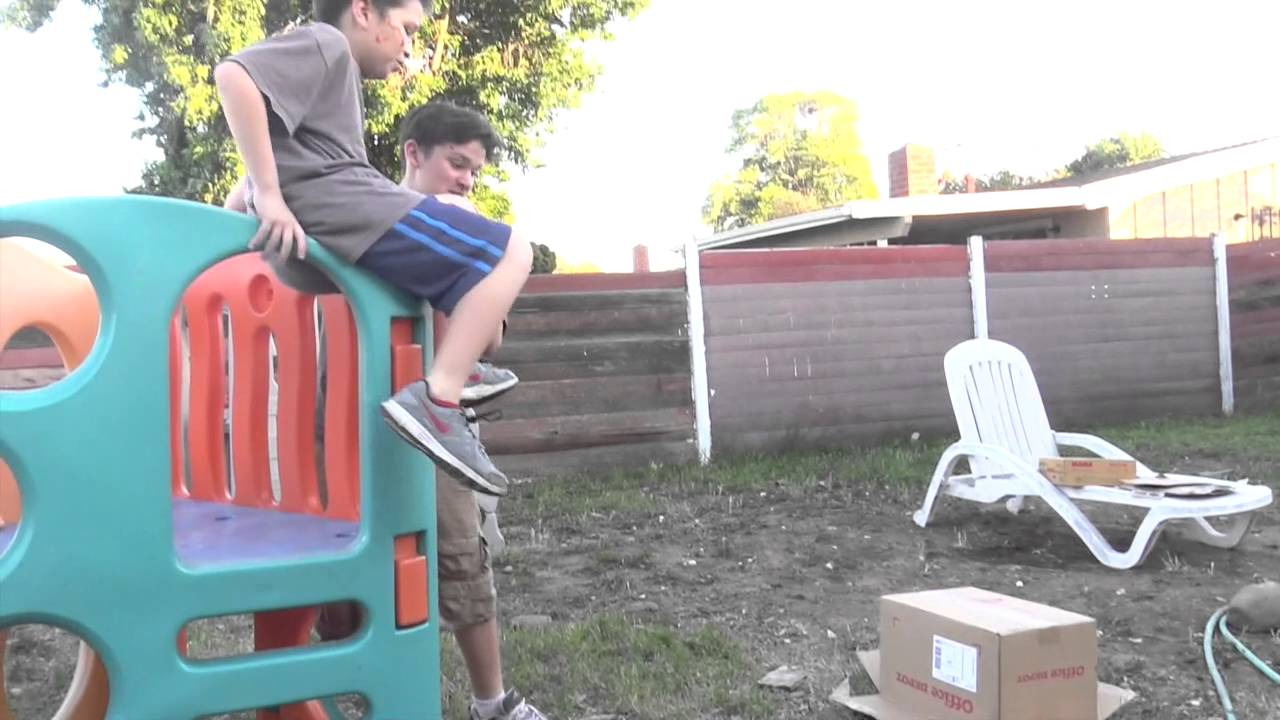 extreme backyard fighting ep 1 ebf 2016 youtube