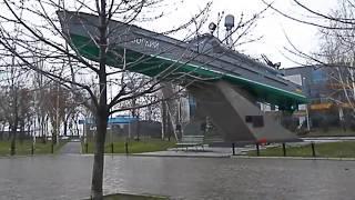 видео Бердянск 2016 - день 2 - немного по достопримечательностям