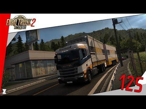 🚚 Euro Truck Simulator 2 | L'Hebdo du Routier #125 À la découverte du Japon en Scania NG tandem !