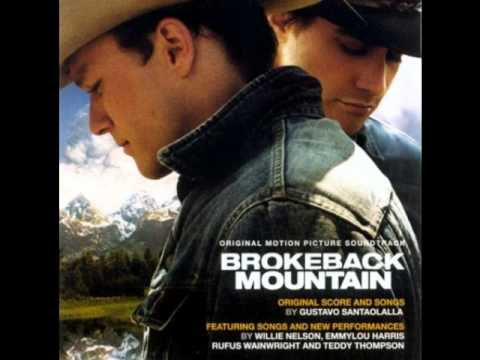 """Brokeback Mountain: Original Motion Picture Soundtrack - #2: """"He Was a Friend of Mine"""""""