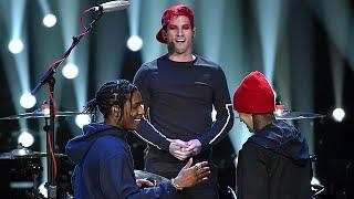 twenty one pilots & A$AP Rocky - MTV VMA's 2015 (Full Performance) 1080p HD